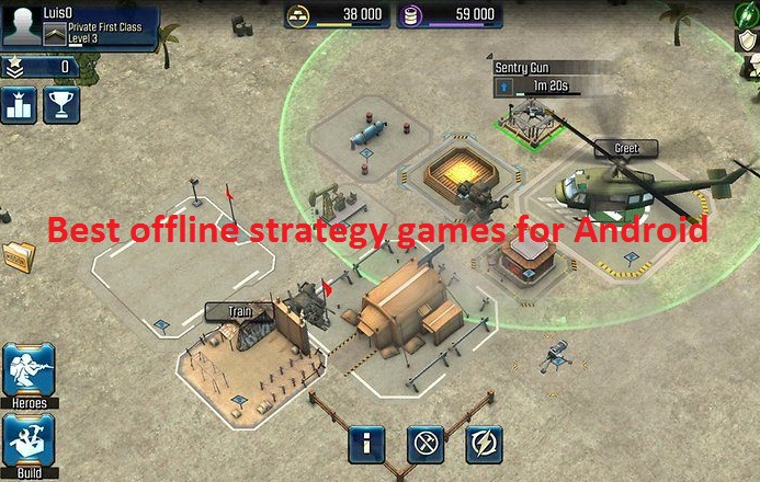 best offline strategy games for Android 2019