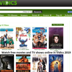 Watch free movies and TV shows online in Vidics 2020