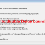 What is Intel Delayed launcher and how to disable it?
