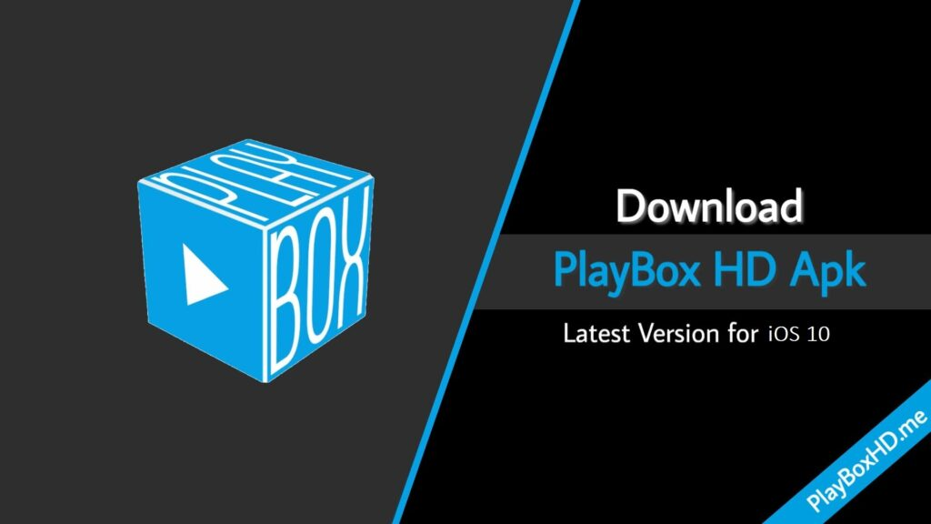 playbox ios 10 along with its features